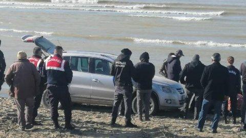 Tarsus'ta kayıp 2 bekçiden Ömer Özer'in cansız bedeni bulundu