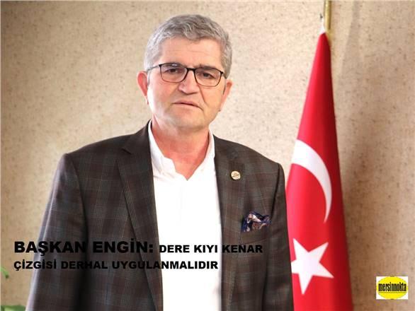 MESİAD Başkanı Hasan Engin