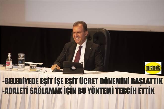 'En düşük maaş 3370 lira'