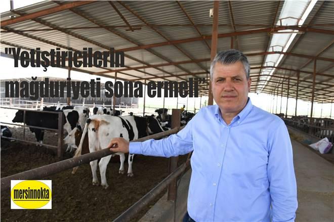 """""""Döviz kuru ve maliyetler artarken süt fiyatı yerinde sayıyor"""""""
