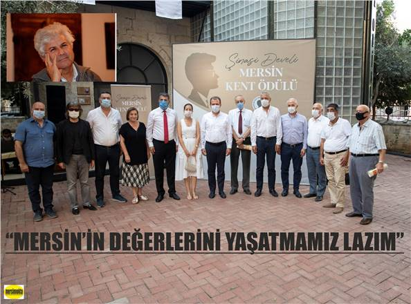 """""""MERSİN'İN DEĞERLERİNİ"""